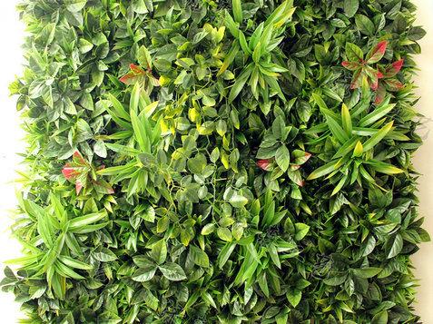 室外植物墙15