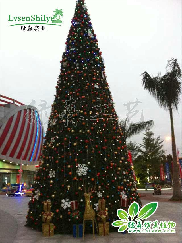圣诞树17