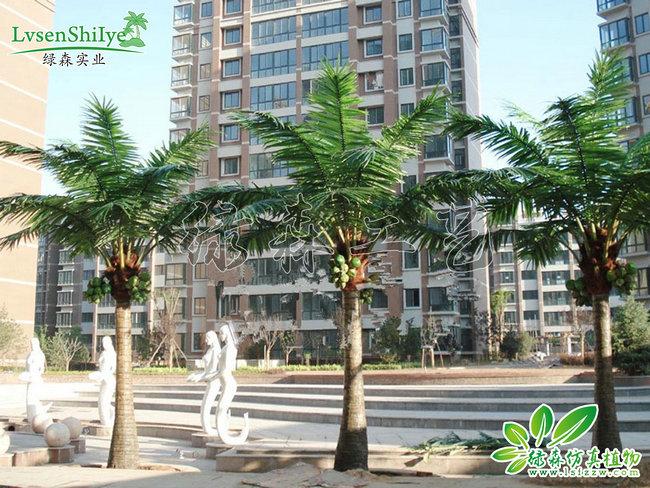 仿真椰子树-23