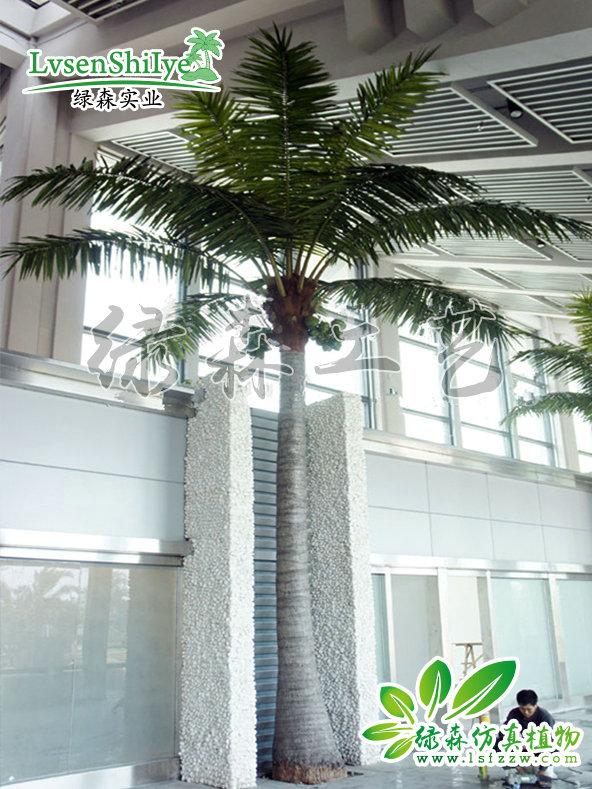 仿真椰子树-20