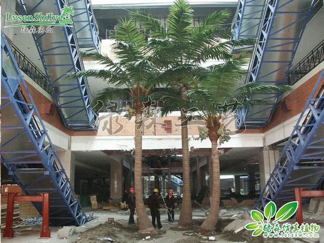 仿真椰子树-14