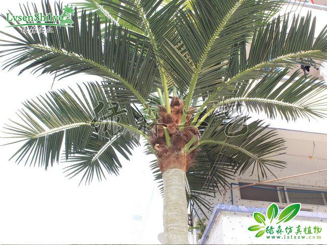 仿真椰子树-27