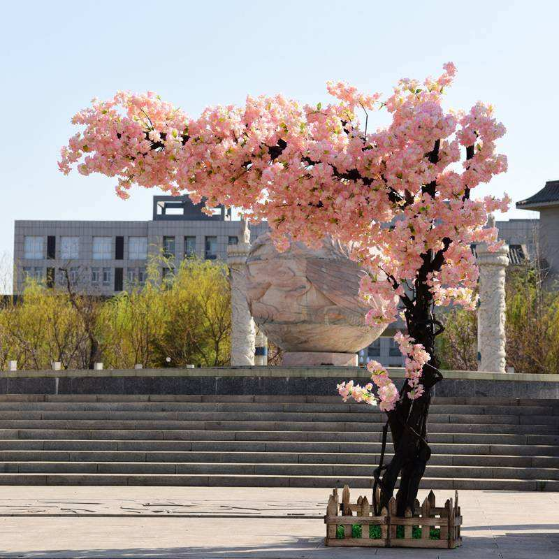 AG亚博樱花树